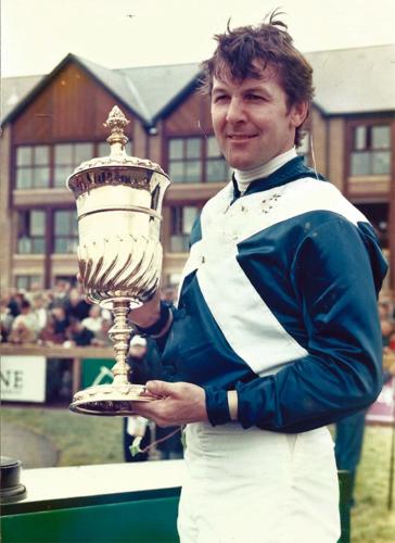 Enda holding La Touche Trophy